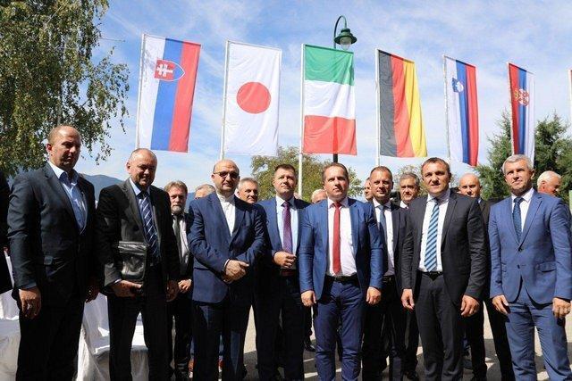 سفیر کشورمان در سارایوو بر گسترش همکاری های اقتصادی با بوسنی تاکید نمود
