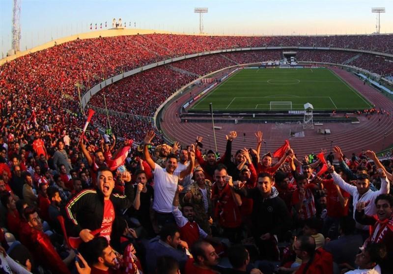 42 گیت در 7 بخش برای ورود طرفداران، دو هزار پرسپولیسی در استادیوم کاشیما ساکر