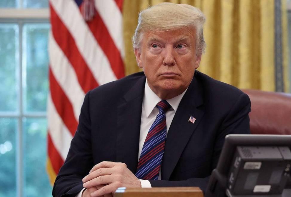 خشم ترامپ از یادداشت برداری سخنانش توسط اطرافیان
