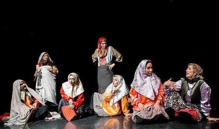 در ستایش نمایش ایرانی