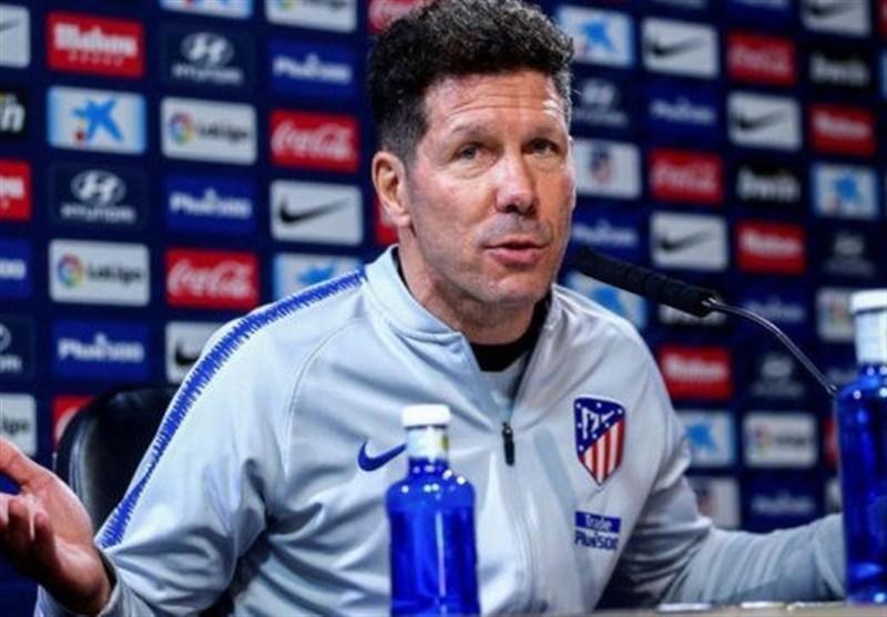 سیمئونه: ابراهیموویچ می توانست بازیکن خوبی برای اتلتیکو باشد، نتیجه دربی مادرید گمراه مان نمی کند