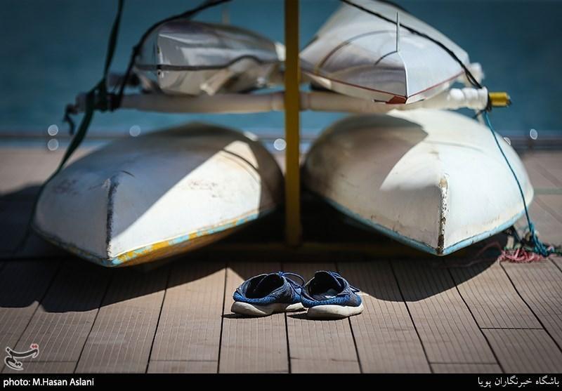 تیم ملی روئینگ جوانان از فردا در دریاچه آزادی اردو می زند