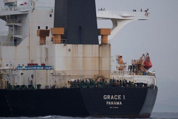 آمریکا مانع آزادسازی نفتکش ایرانی شد