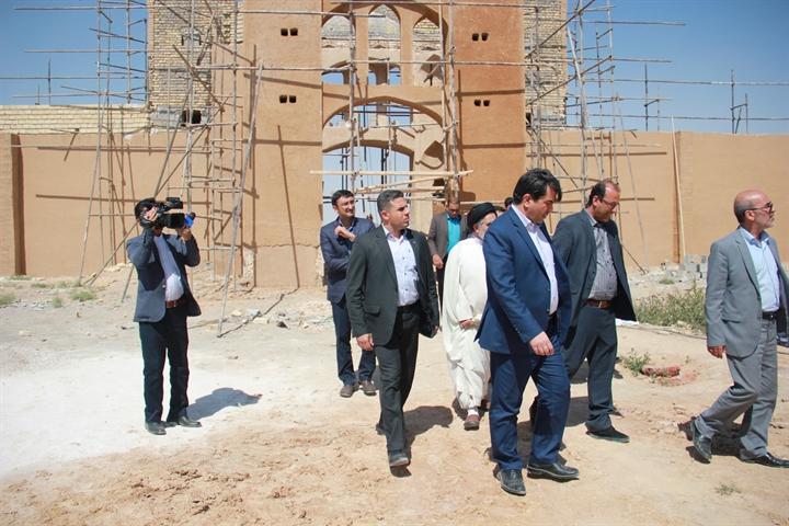 دهکده توریستی تیجرد ابرکوه مهم ترین قطب گردشگری ایران است