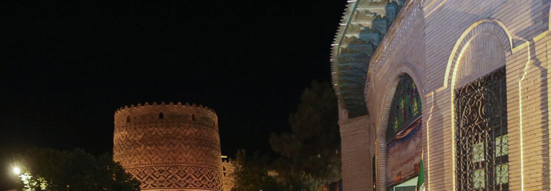خانه تاریخی اولین عکاس شیراز سفره خانه سنتی شد ، سفره خانه ای در همسایگی ارگ کریم خانی ، سقف های خانه چهره نگار حرف می زنند