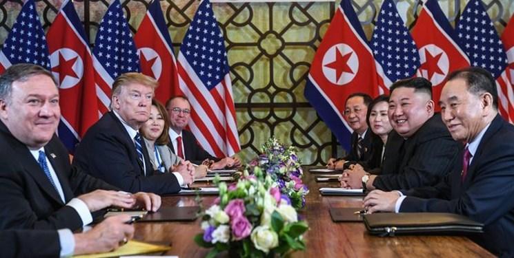 انتها غیرمنتظره نشست کیم و ترامپ، امضای توافق در هاله ای از ابهام