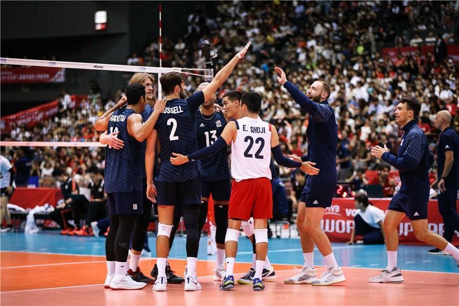 آمریکا 3 - ژاپن 0 ، زور میزبان به یانکی ها نرسید
