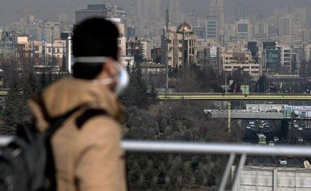 افزایش آلایندگی هوای تهران تا روز دوشنبه