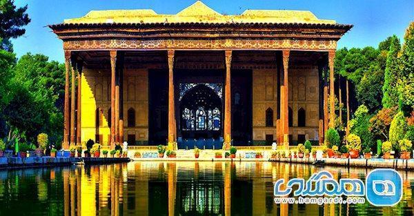 کاخ چهلستون، عمارت باشکوه صفویان در اصفهان
