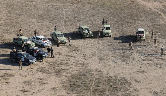کشته و زخمی شدن نیروهای امنیتی عراق در حمله تروریستی در مرزهای مشترک با سوریه