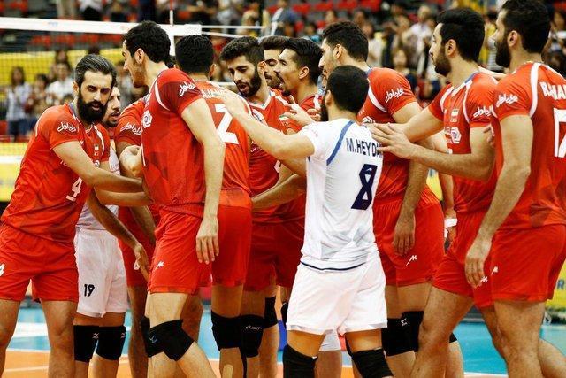 سرمربی تیم ملی والیبال ب ایران مشخص شد