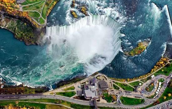 با 3 مورد از اعجاب انگیزترین آبشارهای دنیا آشنا شوید